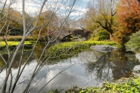 The Absolutely Gorgeous Gapstow Bridge-Central Park
