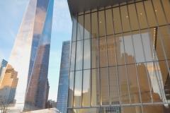 1 WTC, 7 WTC, 9-11 National Memorial Museum & 4 WTC