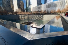 Reflecting Absence 9-11 Memorial Pool, South Pool