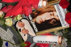 John Lennon's Life Is Celebration At His Central Park Memorial