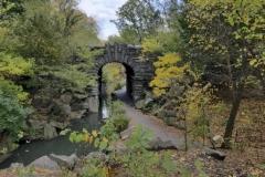 Just One Of Central Park's 36 Unique Arches & Bridges