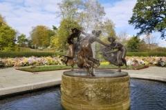 """Samuel Untermyer's Central Park Statue """"Three Dancing Maidens"""""""