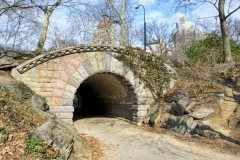 No Two Of Central Park's 36 Arches/Bridges Are Alike