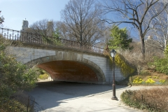 One Of Central Park Many Beautiful Arches