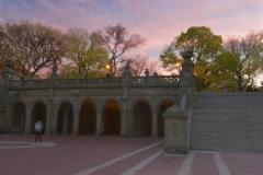 The Terrace Bridge-Central Park