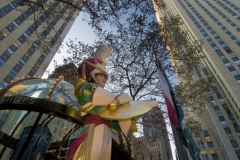 Gigantic Toy Soldiers Surround Rockefeller Center's Plaza