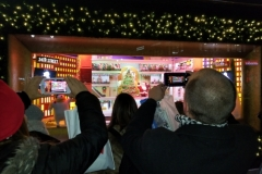 Guests Photograph The Spectacular Window Displays Of Macy's