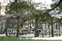 Central Park's Cop Cot