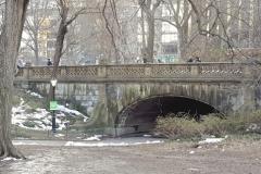 Greyshot Arch, Central Park