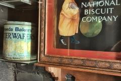 Nabisco Co Remnants Displayed Inside Chelsea Market