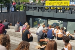10 Av Square Overlook-High Line