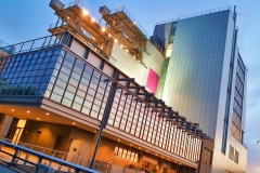 High Line Headquarters & Whitney Museum By Architect Renzo Piano