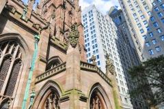 Stunningly Beautiful Trinity Church